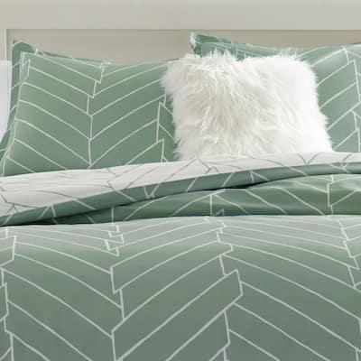 Ceres Cotton Duvet Cover Set