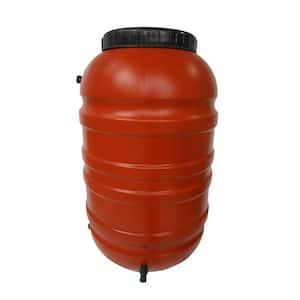 Terra Cotta Rain Barrel 55 gal. Model # TC-55