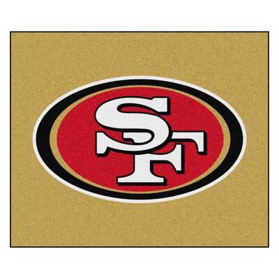 NFL - San Francisco 49ers Rug - 5ft. x 6ft.