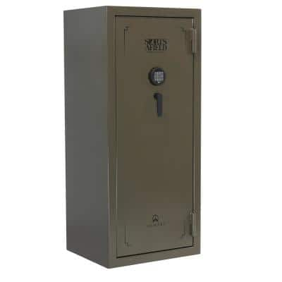 Journey Series 30-Gun Non-Fire Rated Safe with Electronic Lock