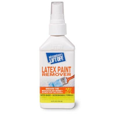 Lift Off 4.5 oz. Latex Paint and Overspray Paint Remover