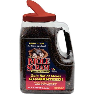 4.5 lbs. Granular Mole Repellent Shaker Jug