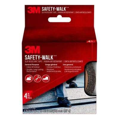 4 in. x 15 ft. Safety Walk Step and Ladder Tread Tape