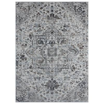 United Weavers Eternity Callisto Wheat 9 Ft 10 In X 13 Ft 2 In Oversize Area Rug 4535 10491 1013 The Home Depot