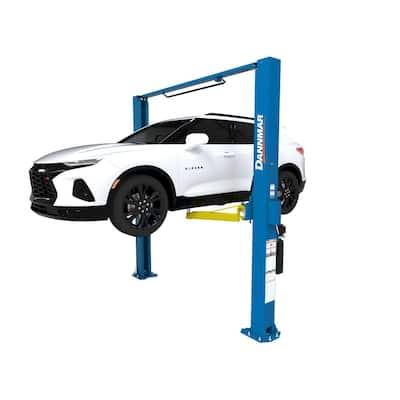 2-Post Car Lift Symmetric Clear Floor 10000 lb. Capacity