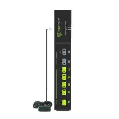 4 ft. 7-Outlet Advanced and Energy Saving Surge Protector