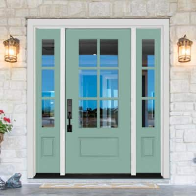 6 9 16 Exterior Doors Doors Windows The Home Depot