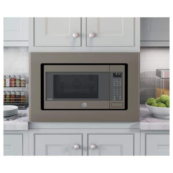 Ge Microwave Optional 30 In Built