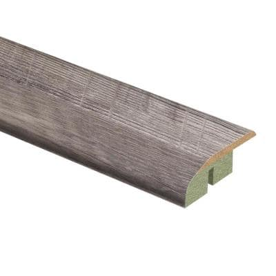 Royal Victorian Oak 1/2 in. Thick x 1-3/4 in. Wide x 72 in. Length Laminate Multi-Purpose Reducer Molding