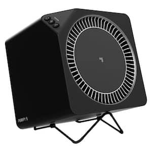 5-Air Purifier, Black