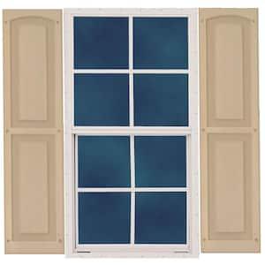 18 in. x 36 in. Single Hung Aluminum Windows