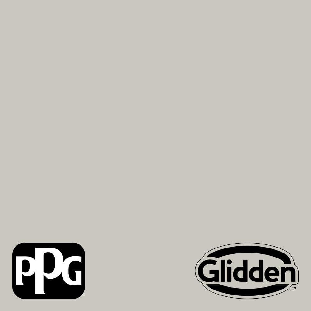 Glidden Premium 1 Gal Ppg1006 3 Early Evening Satin Interior Latex Paint Ppg1006 3p 01sa The Home Depot