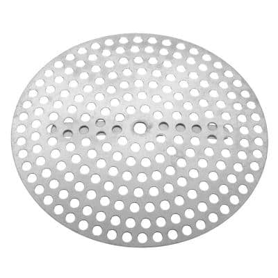 3-1/8 in. Clip-Style Shower Drain Cover