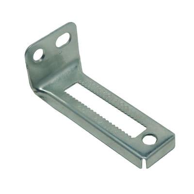 2-7/8 in. Bi-Fold Door Bottom Pivot Bracket (2-Pack)