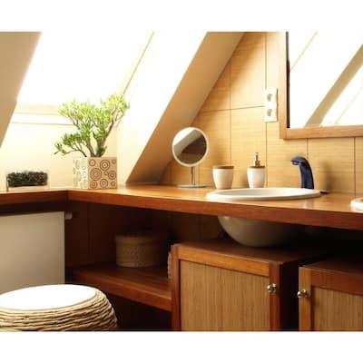 Sylvan Battery-Powered Sensor Single Hole Touchless Bathroom Faucet Oil Rubbed Bronze