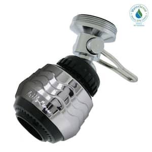 1.5 GPM Dual-Thread On/Off Kitchen Swivel Spray Aerator