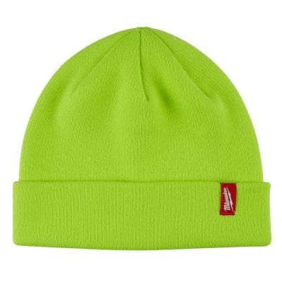 Men's HI-VIS Cuffed Knit Hat
