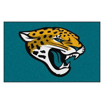 NFL - Jacksonville Jaguars Rug - 5ft. x 8ft.