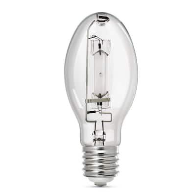 175-Watt ED28 Shape Clear Mercury Vapor High Intensity Discharge E39 Mogul Base HID Light Bulb (1-Bulb)