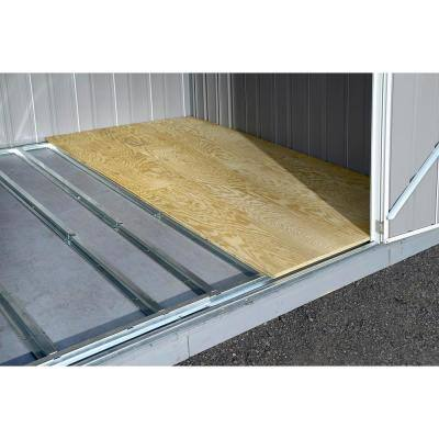 7 ft. D x 9 ft. W EZEE HDG Steel Shed Floor Frame Kit For All Arrow EZEE Sheds (Floor Material Not Included)