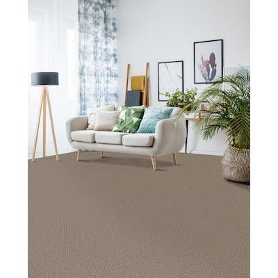 Gallop - Color Maverick 12 ft. Texture Gray Carpet