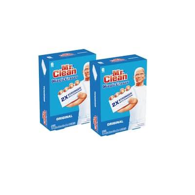 Magic Eraser Sponge (6-Count)(2-Pack)