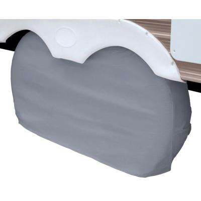 Up to 27 in. Dual Axle Wheel Cover