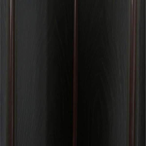 "Oakmont 48/""w x 80/""h White Folding Door"