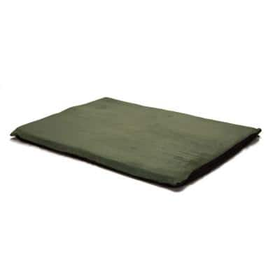 2 in. Jumbo Suede Forest Orthopedic Foam Pet Bed