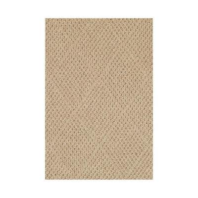 Shoal Cane Wicker Natural 8 ft. x 10 ft. Area Rug