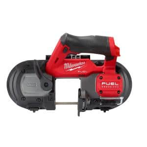 M12 FUEL 12-Volt Lithium-Ion Cordless Compact Band Saw (Tool-Only)
