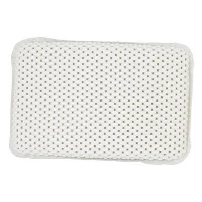 7 in. x 11 in. Foam Bath Pillow
