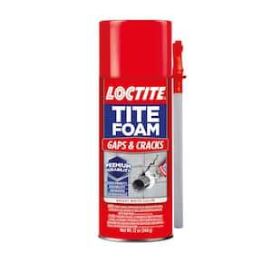 TITE FOAM Gaps and Cracks 12 fl. oz. Insulating Foam