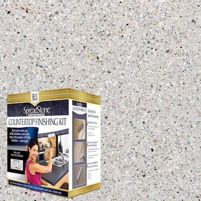 Mineral Select 1 qt. Onyx Fog Countertop Refinishing Kit