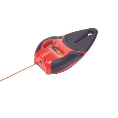 Pro Laser Nail Gripper Line Laser with Nail and Screw Grip