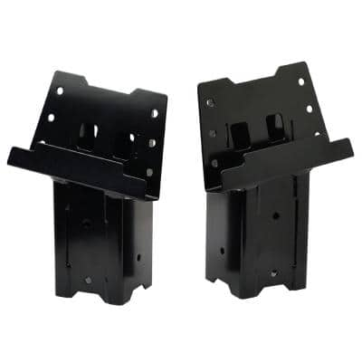 Steel Blind Post Brackets (4-Pack)