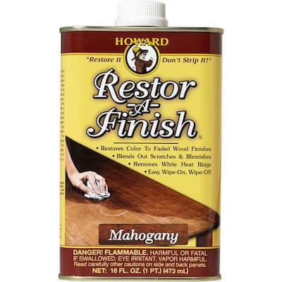 Restor-A-Finish 16 oz. Mahogany