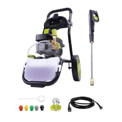 Grill 1300 Psi Electric Pressure Washers Pressure Washers The Home Depot