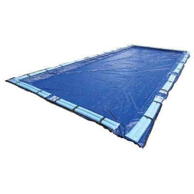 In Ground Winter Pool Covers Pool Covers The Home Depot