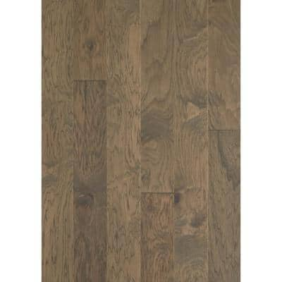 Hampshire 6-3/8 in. W Barnboard Engineered Hickory Water Resistant Hardwood Flooring (30.48 sq. ft./case)