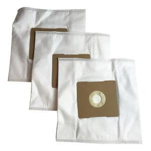 Replacement AC Bags, Fits Dirt Devil, Compatible with Part 304325001 and AD10035 (3-Pack)