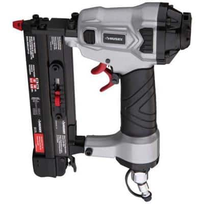 Pneumatic 23-Gauge 1 in. Headless Pin Nailer
