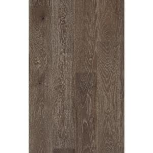 Euro White Oak Soft Sand 1/2 in. T x 7.5 in. W x Varying Length Engineered Hardwood Flooring (31.09 sq. ft./case)