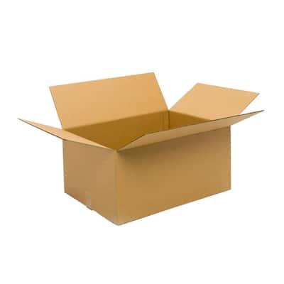 Moving Box 10-Pack (24 in. L x 18 in. W x 12 in. D)