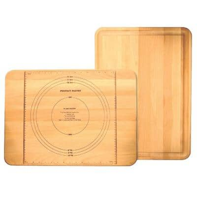 Perfect Pastry Wooden Cutting Board
