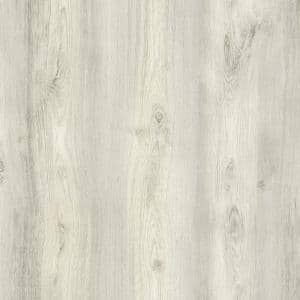 Chiffon Lace Oak 8.7 in. W x 47.6 in. L Luxury Vinyl Plank Flooring (20.06 sq. ft. / case)