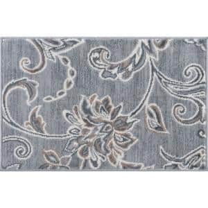 Madison Gray 2 ft. x 3 ft. Scatter Area Rug