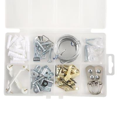 Mirror Hanging Kit (87-Pack)