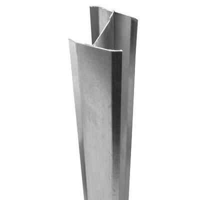 5 in. x 5 in. x 94 in. Aluminum Post Insert