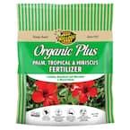 3.5 lb. Organic Palm Tropical and Hibiscus Fertilizer